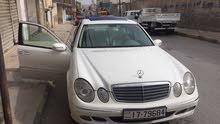 مرسيدس اي200 2005
