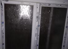 ابواب و نوافد مستعملة PVC