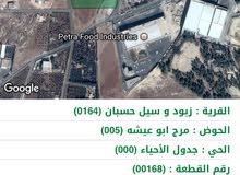 أرض مميزة للبيع خلف دار الدواء 4 دونمات صناعات خفيفة بأحكام خاصة