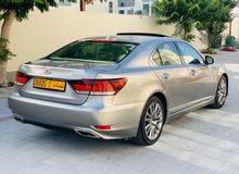 Gasoline Fuel/Power   Lexus LS 460 2016