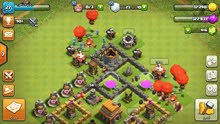 clash of clans th 5 max