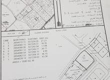 ارض سكنية في الخابورة قصبية