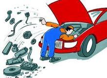 مطلوب ميكانيكي سيارات Car Mechanic