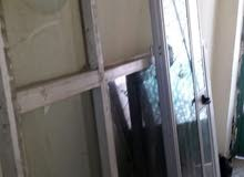 مدخل محل للبيع ( باب ) مرش + المنيوم