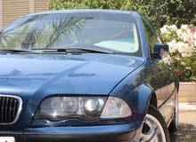 BMW 318i 2001 فل كامل ما عدا الفتحة