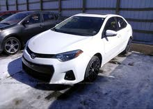 Toyota Corolla 2016 For sale - White color