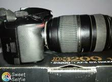 نيكون D3200 لينس 70.300 فور تامرون اوتو ومانيوال