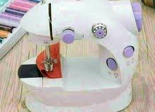 ماكينة خياطة منزلية لخياطة كافة انواع الملابس سهلة الاستعمال