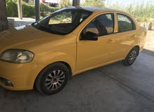 Used Chevrolet Aveo for sale in Baghdad