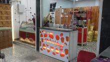 محل مرطبات للبيع للاتصال 07704397793