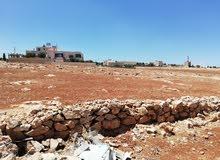 أرض للبيع في شفا بدران بجانب فلل النخبة 860م على شارعين مميزة
