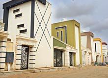 ••منازل أرضية للبيع ..