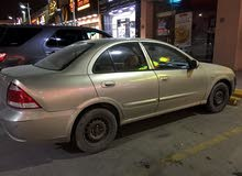 Nissan Sunny car is available for sale, the car is in Used condition