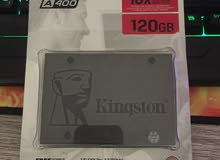 Kingston Ssd 120gb for sale