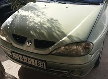 Available for sale! +200,000 km mileage Renault Megane 2001