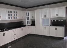 مطلوب شريك لمصنع تصنيع مطابخ معدنية وخشبية