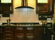 لحق حالك واحجز مطبخك 3×4 ب550 دينار المنيوم خشابي فصلات هيدروليك ويوجد اقساط