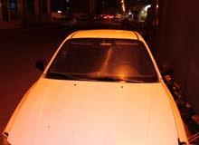 سيارة هيونداي اكسنت 2002 كل شئ شغال بطارية جديدة وكفرات أماميه جديدة استمارة