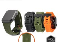 UAG Apple Watch Silicon Scout Strap 42-44mm