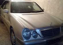 مرسيدس E280 2002جمرك