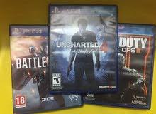 بيع دسكة PS4