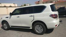 Nissan Patrol T2 Model 2018  KM 8400
