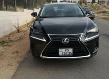 Automatic Black Lexus 2018 for sale