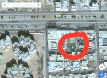 قطعة ارض سكنيه داخل المخطط مساحتها 500 متر