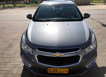Chevrolet Cruze LT 2016,1.8L in excellent condition,Premium with full options(used by Expat)