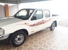 Gasoline Fuel/Power   Nissan Pickup 2008