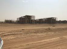 ارض سكنية للبيع في الجيزة قرب مشروع تعمير