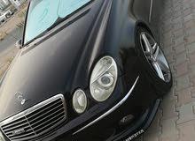For sale 2003 Black E55 AMG