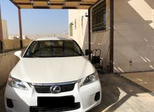 Used condition Lexus CT 2012 with 120,000 - 129,999 km mileage