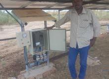 محمد حجه للطاقة الشمسية في السودان