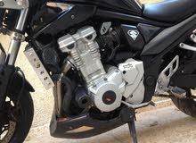 Buy a Suzuki motorbike made in 2008
