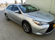 Toyota Camry 2016 For sale - Silver color