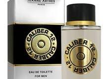 caliber12 عطر فرنسي رجالي