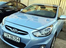 2014 New Accent with Automatic transmission is available for sale