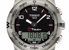 TISSOT T TOUCH II Titanium جديدة