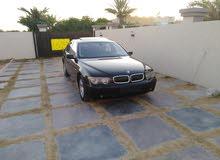 BMW 735 فل الفل السياره تبارك الله تبي شوية صيانة في صاله ماشيا 277 الف كيلو