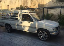 Toyota Hilux 2004 For sale - White color