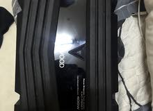 امبي فاير 400 واط مستخدم سبوع فقط مع كارتونه
