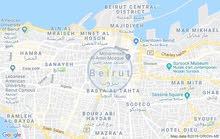 شقة  للايجار  مفروشة  للطالبات في بيروت الغبيري
