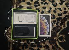 Apple iPhone XS Max • 64GB • Silver