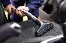 أقوي تنظيف وغسيل صالون سيارتك أرضية كراسي سقف - نجوك لعندك في طرابلس