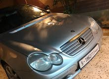 180,000 - 189,999 km Mercedes Benz C 180 2001 for sale