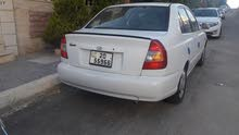 2002 Used Verna with Manual transmission is available for sale