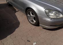 Gasoline Fuel/Power   Mercedes Benz CLS 500 2001