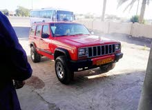 Used condition Jeep Cherokee 2000 with 0 km mileage