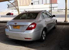 For sale 2012 Silver Emgrand 7